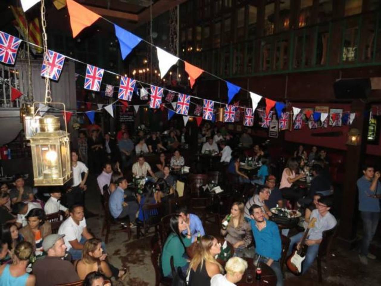 """En la """"Semana británica"""" se realizan diversas actividades. El objetivo es propiciar un intercambio cultural. Foto EDH/ARCHIVO"""