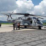 El Super Stallion es el helicóptero más grande con el que cuentan las fuerzas aéreas estadounidense.