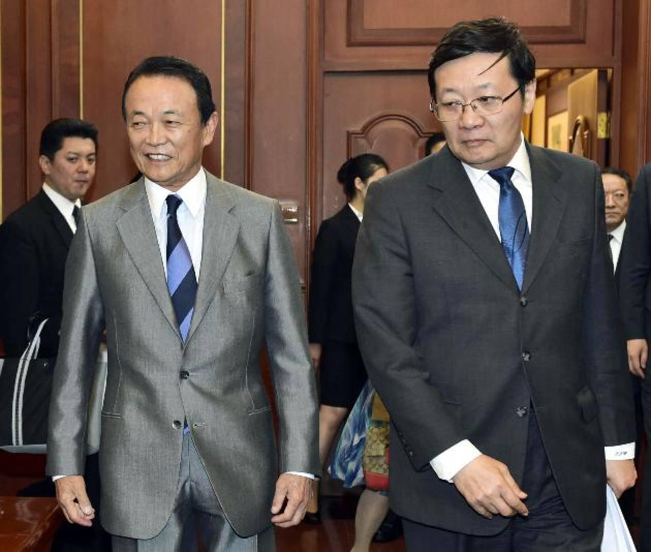 China y Japón a la vez están buscando mejorar sus relaciones diplomáticas.