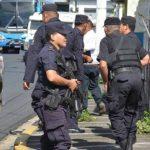Un delincuente muerto, un detenido, dinero recuperado y armas decomisadas tras asalto frustrado en San Miguel.