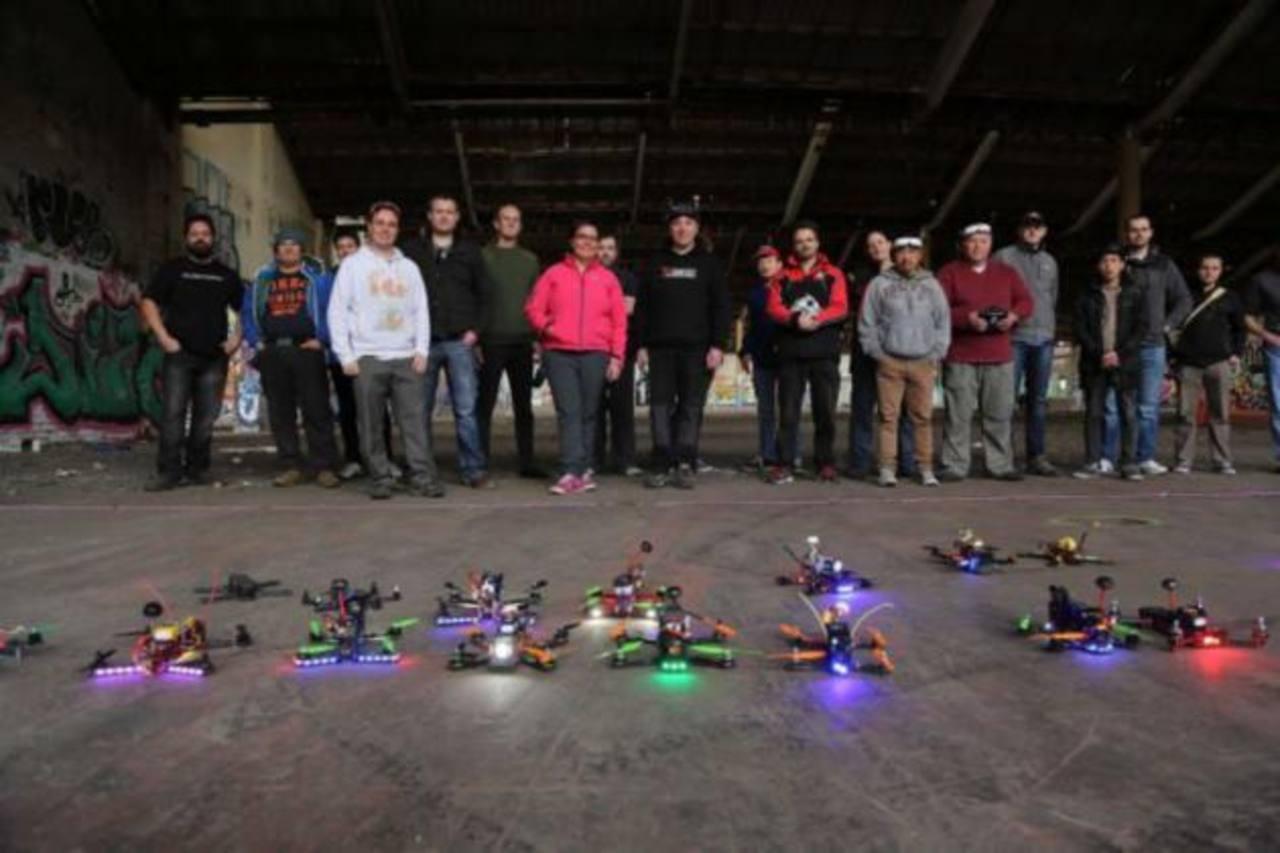 """Video: Así es volar """"dentro"""" de un dron"""