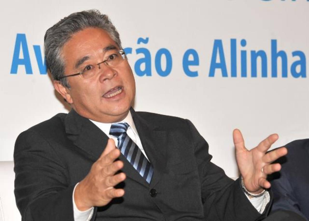 Paulo Okamotto, director del Instituto Lula.