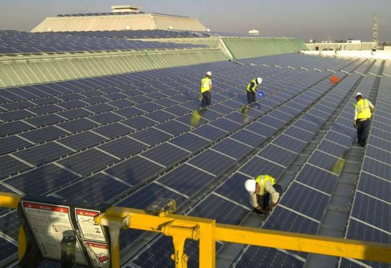 Inauguran en Honduras el mayor parque de energía solar de América Latina