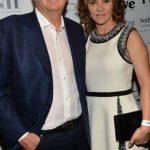 Jorge Vergara y Angélica Fuentes, propietarios de Omnilife, grupo dueño de Las Chivas de Guadalajara.