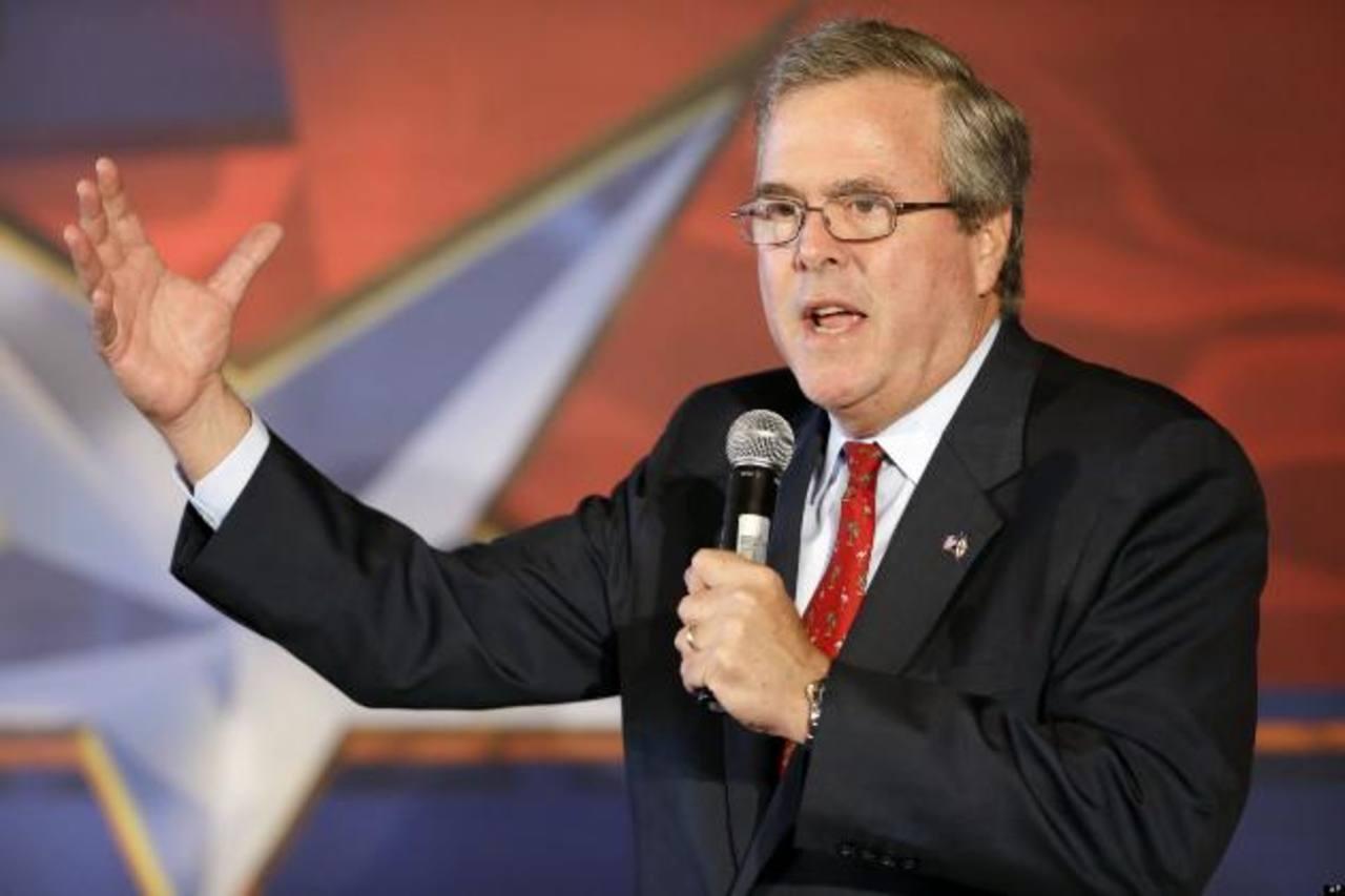 Jeb Bush confirma aspiración a candidatura republicana a Presidencia de EE.UU.