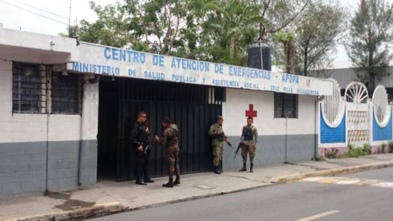 El cobrado y la pasajera murieon cuando recibían atención en el Centro de emergencias de ese municipio