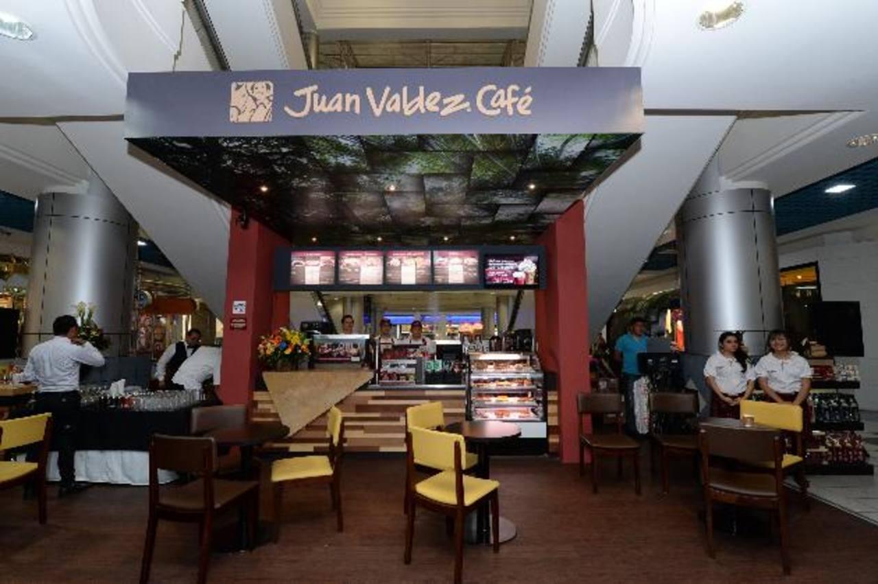 Juan Valdez lleva 332 tiendas en el mundo, 3 en El Salvador