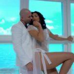 Salvadoreña protagoniza nuevo vídeo de Pitbull y Chris Brown