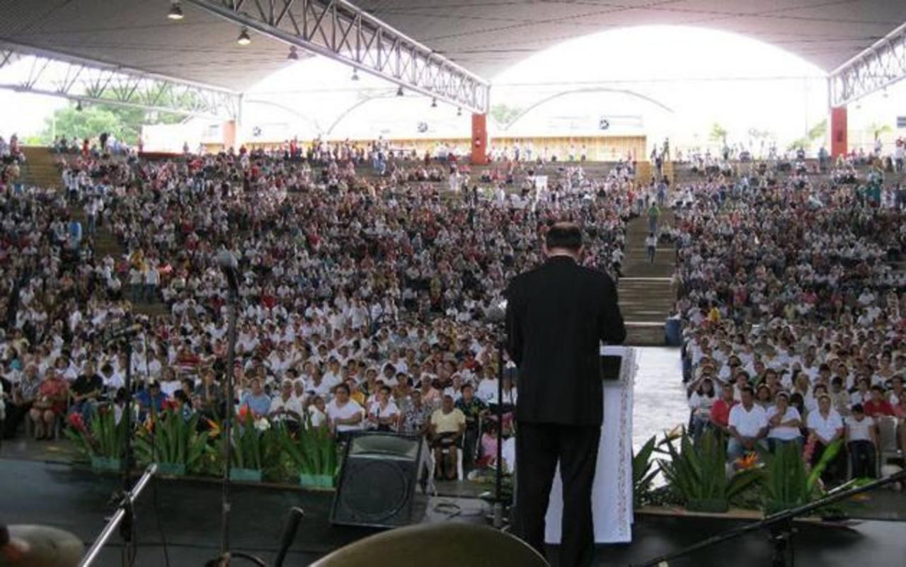 Dei Verbum desarrolla diferentes actividades dirigidas al desarrollo espiritual de los ciudadanos. Foto tomada de Internet