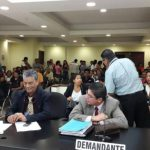 Juez ordena desalojo de familias en San Martín