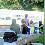 Detienen en México a dos migrantes salvadoreños