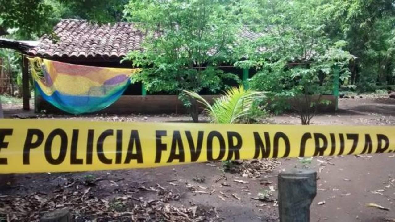 José Reyes, de 40 años, murió apuñalado en su vivienda, en San Dionisio, Usulután. Foto EDH / Tomada de @tvusuluteca