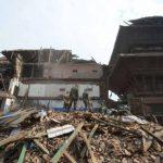 Unos 200 nepalíes y 80 extranjeros siguen desaparecidos tras el terremoto
