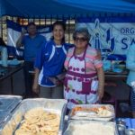 FOTOS: Salvadoreños participaron en festival cultural en New Jersey, EE.UU.