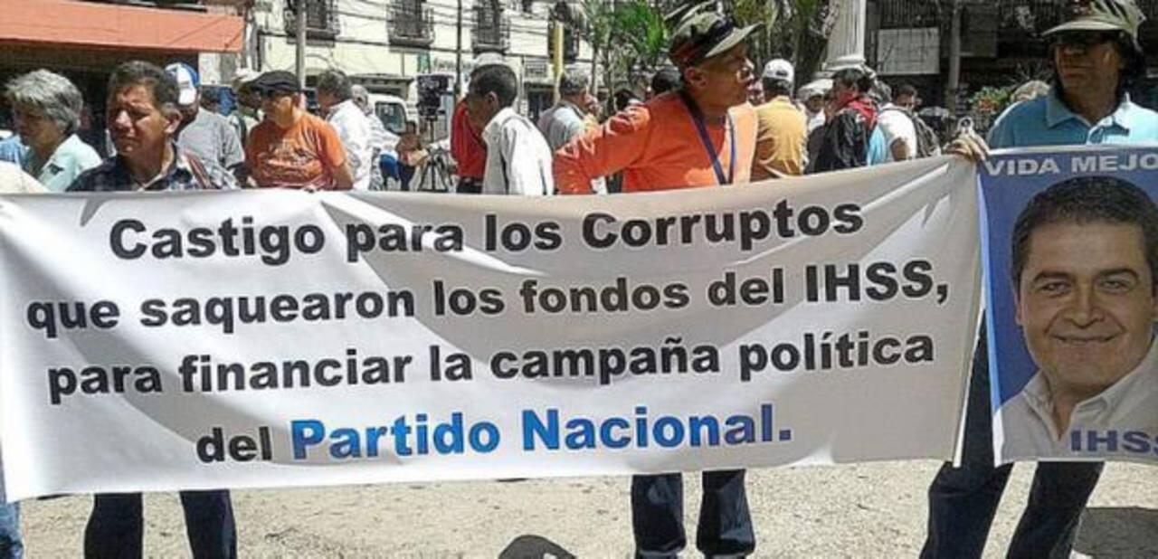Ordenan capturas por caso de corrupci n en honduras for Juzgado seguridad social