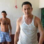 Jorge Alberto Rivas Velasco, alias Koky, fue detenido en El Tunco. La Policía dijo que tiene varias órdenes de capturas. Foto EDH