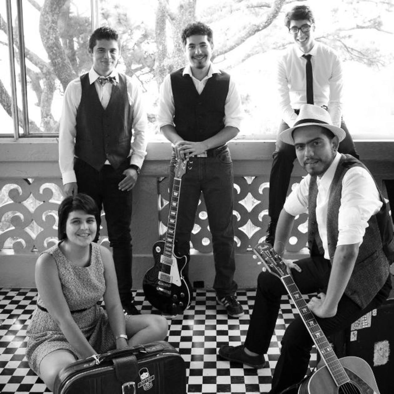 La banda trabaja con el sello Bajo Presión Records. foto EDH/Cortesía