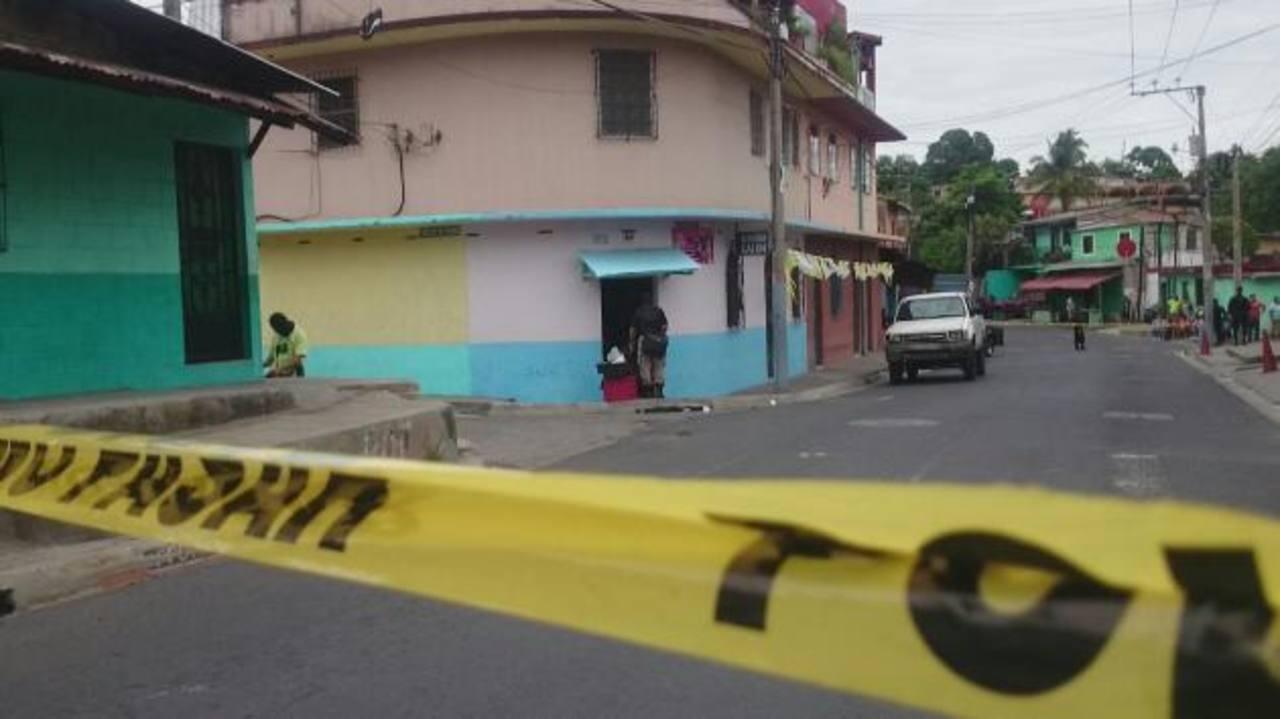 Homicidio en Ciudad Delgado. /