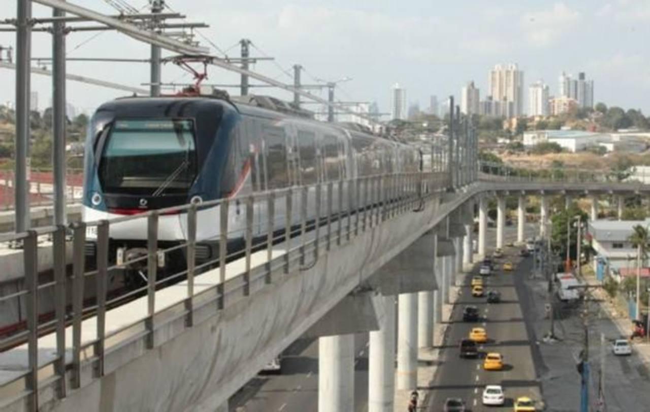 Odebrecht es la empresa que ganó la licitación para continuar con la Línea 2 del Metro de Panamá. El contrato aún no está firmado y está en revisión. Foto EDH/ Archivo