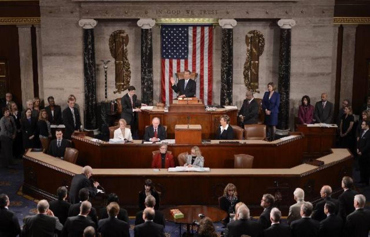 Cámara baja de EE.UU. votará vía rápida para aprobar tratados comerciales