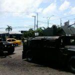 Las autoridades han reforzado la seguridad en esa ciudad tras los más recientes hechos de violencia
