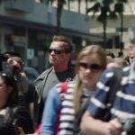"""Schwarzenegger paseó por Los Ángeles como """"Terminator"""""""