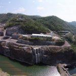 El hoyo de El Chaparral ha estado abandonado desde 2010, cuando CEL terminó el contrato de construcción con la empresa Astaldi. Foto EDH/ Archivo