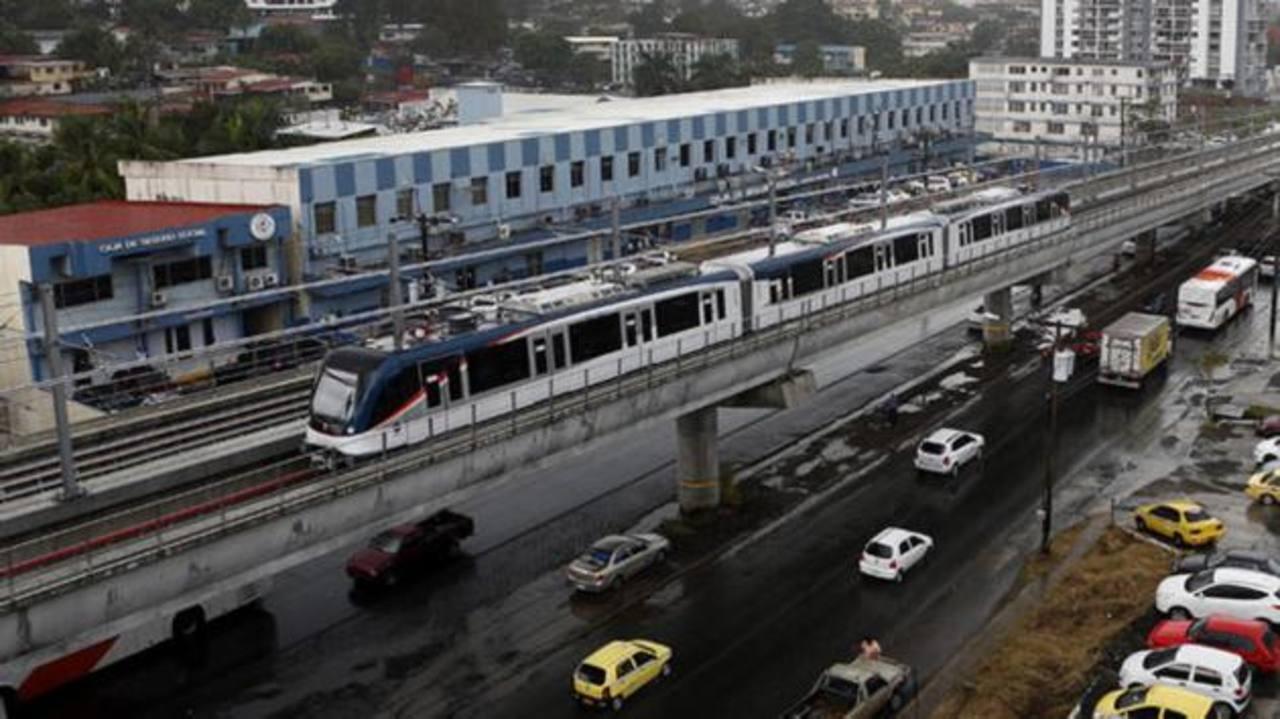 La primera fase del Metro en Panamá comenzó a operar el 5 de marzo del año pasado durante el gobierno de Ricardo Martinelli. foto edh/