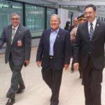 El presidente Salvador Sánchez Cerén arribó a Guatemala para participar en las cumbres del SICA y Tuxtla.