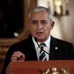 Pérez Molina niega vínculos con abogada que interpuso amparo a su favor