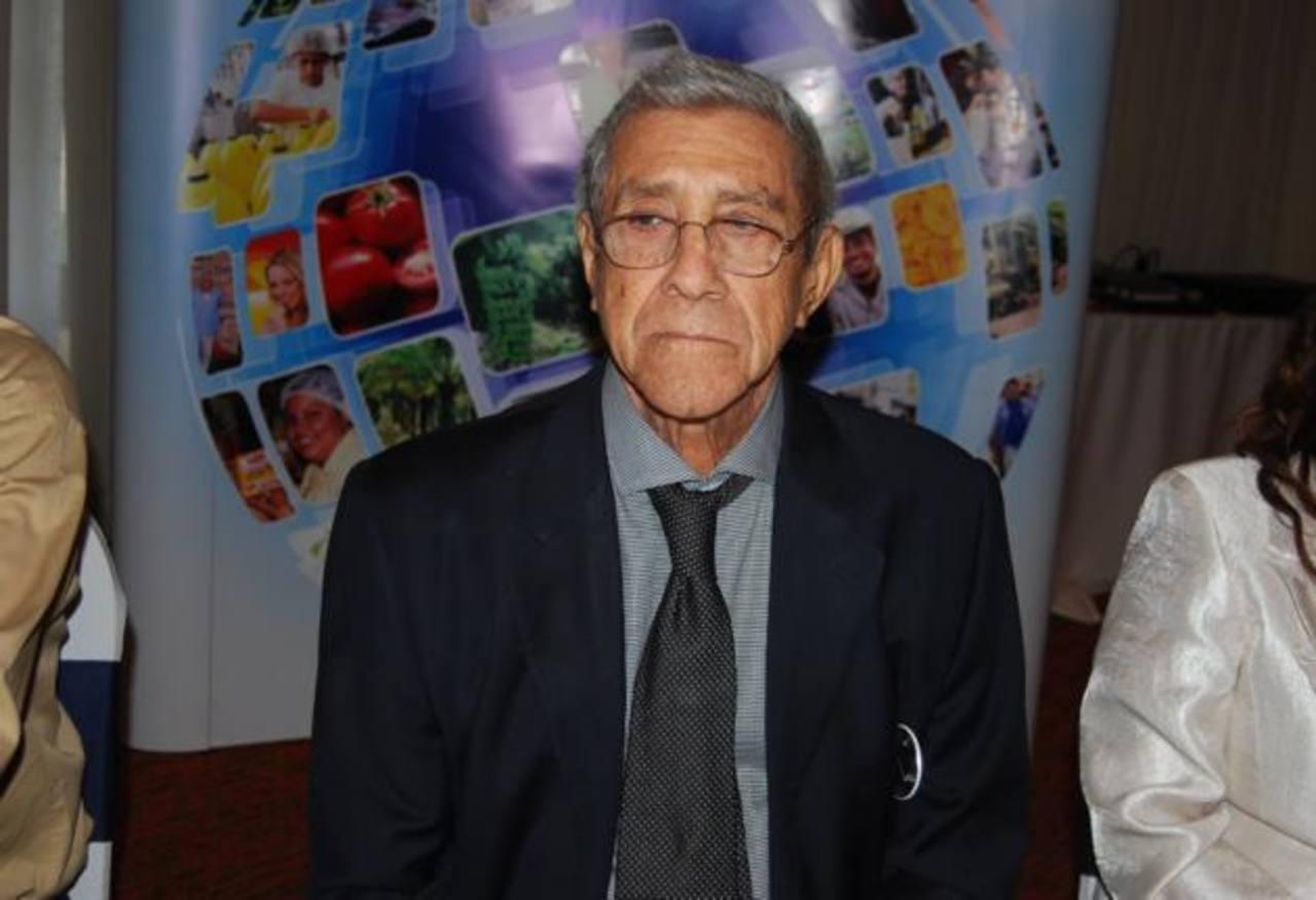 Miguel Facussé era considerado uno de los empresarios más adinerados de la región centroamericana. Foto EDH