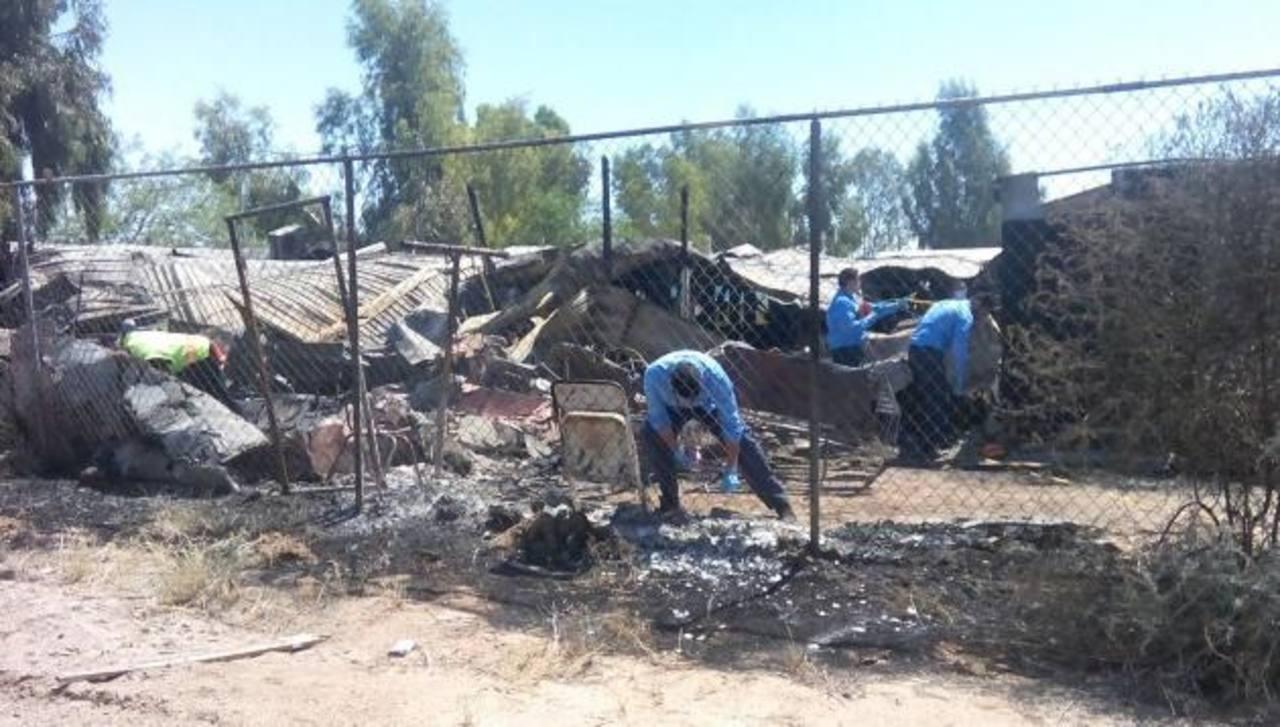 Sube a 17 la cifra de muertos en incendio de un asilo de ancianos en México