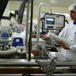 Laboratorios Vijosa produce alrededor de 500 mil unidades de medicamentos cada día. Foto EDH/ MAURICIO CÁCERES