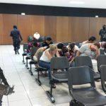 Traficantes de armas enfrentan los tribunales.