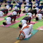 Millones de personas participan en Día Internacional de Yoga