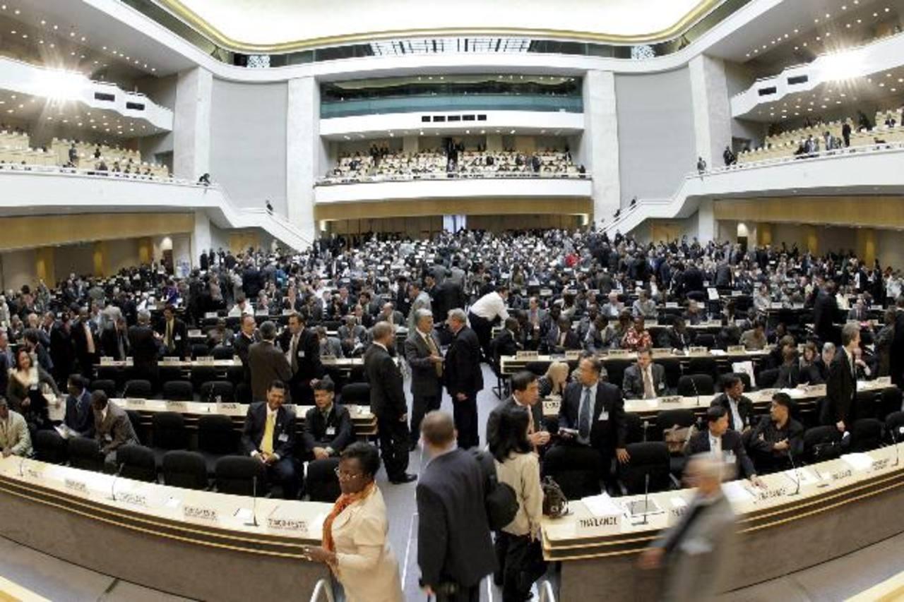 Venezuela podría sufrir sanciones por la violación a las normas internacionales de la OIT. FOTO EDH / Archivo.