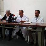 Médicos del Rosales piden cese de agresiones en contra del Sindicato