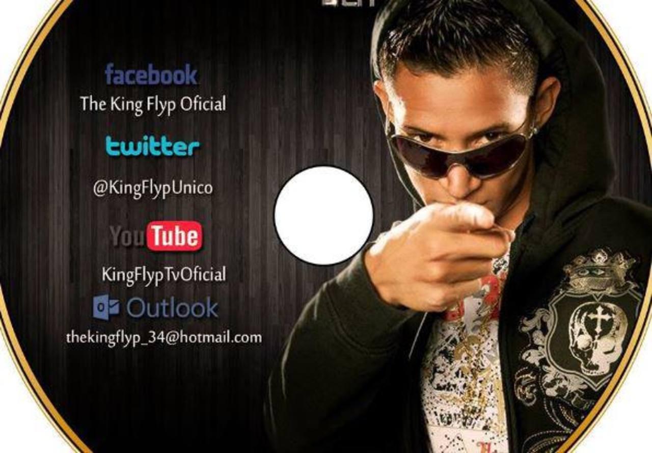 The King Flyp comercializa disco con 24 de sus canciones