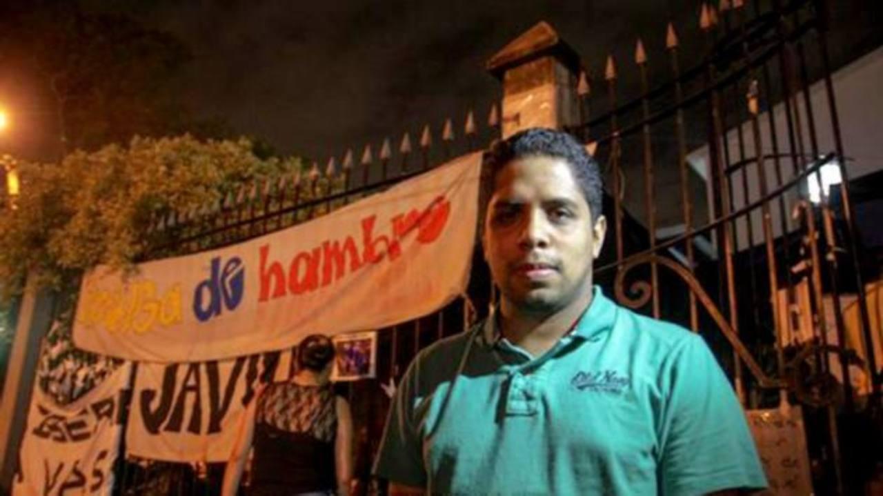 Gerardo Resplandor estaba preso desde el 8 de mayo de 2014 cuando fue detenido por el régimen. Foto EDH/ Internet