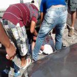 Linchan y queman a extorsionista en Guatemala