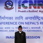 Nepal recibe la promesa de $4,400 millones y se compromete a ser transparente