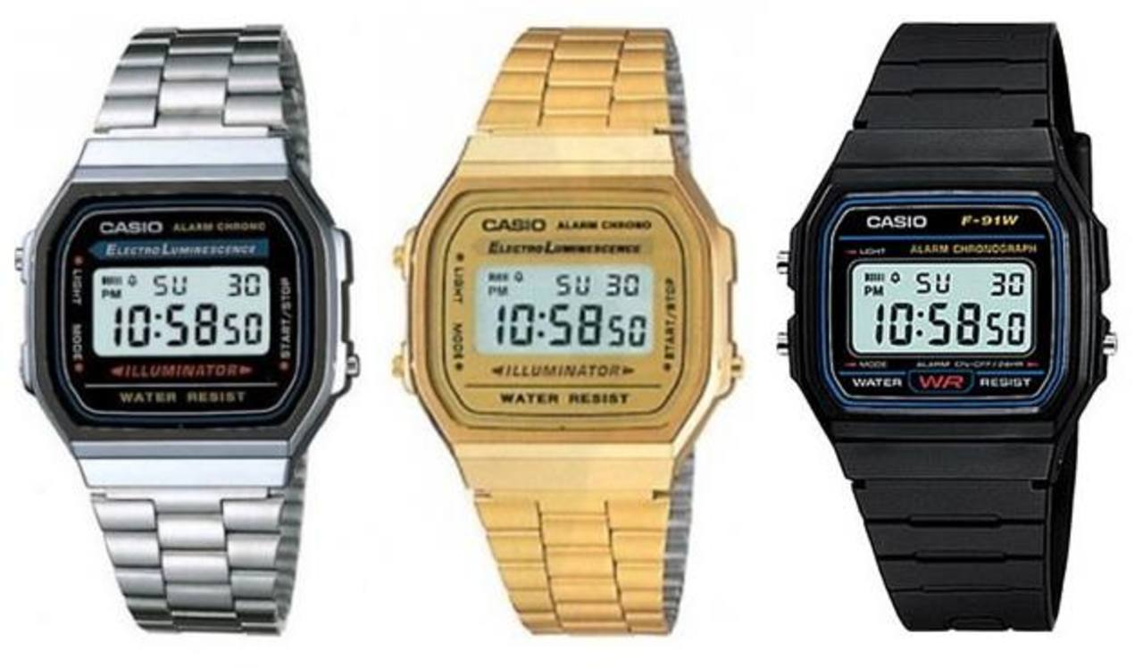 La empresa decidió priorizar el desarrollo de relojes analógicos con funciones digitales. Foto EDH