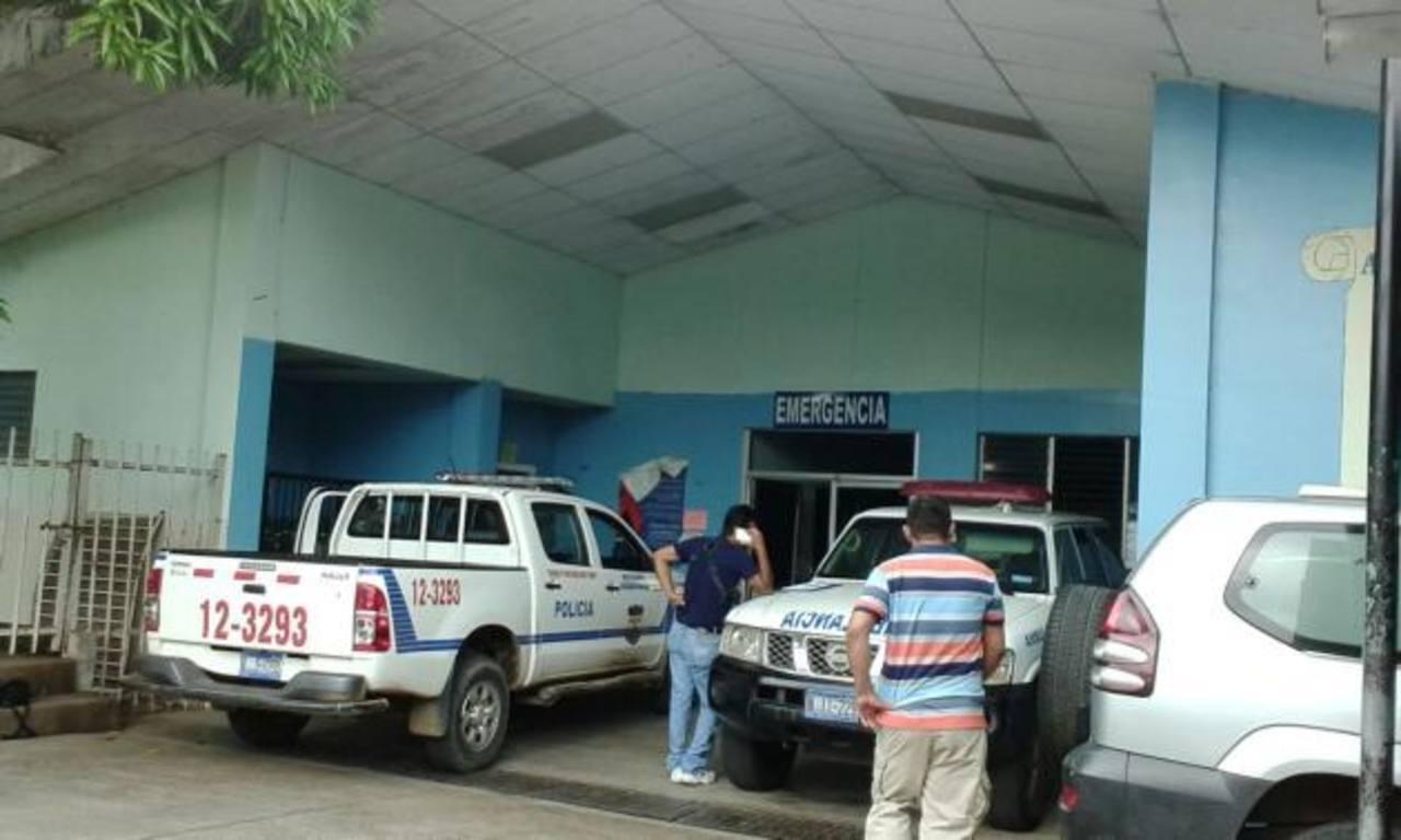 Una joven fue atacada a balazos por supuestos pandilleros y pereció en el hospital de Gotera. foto EDH /cortesía trv