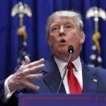 Donald Trump quiere competir por la presidencia. edh/AP