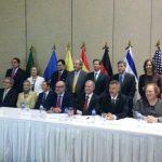 Esperan que con la alianza se puedan reforzar los lazos comerciales de El Salvador con los demás países.