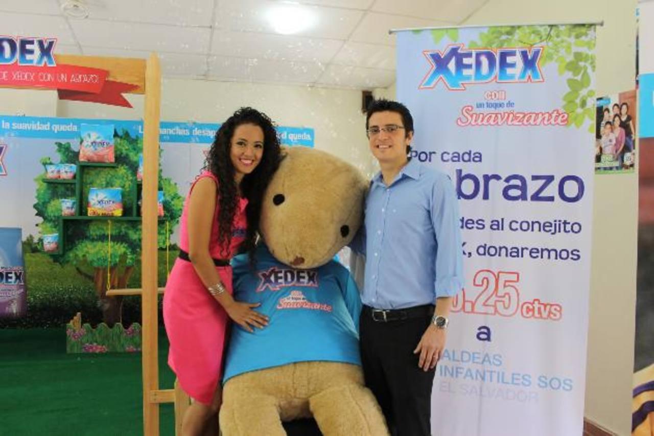 Xedex continúa innovando en el mercado de los detergentes. FOTO EDH/ Cortesía