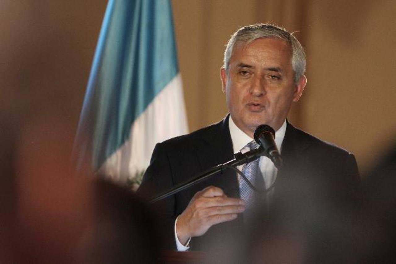 Corte Suprema da trámite a antejuicio contra el Presidente de Guatemala
