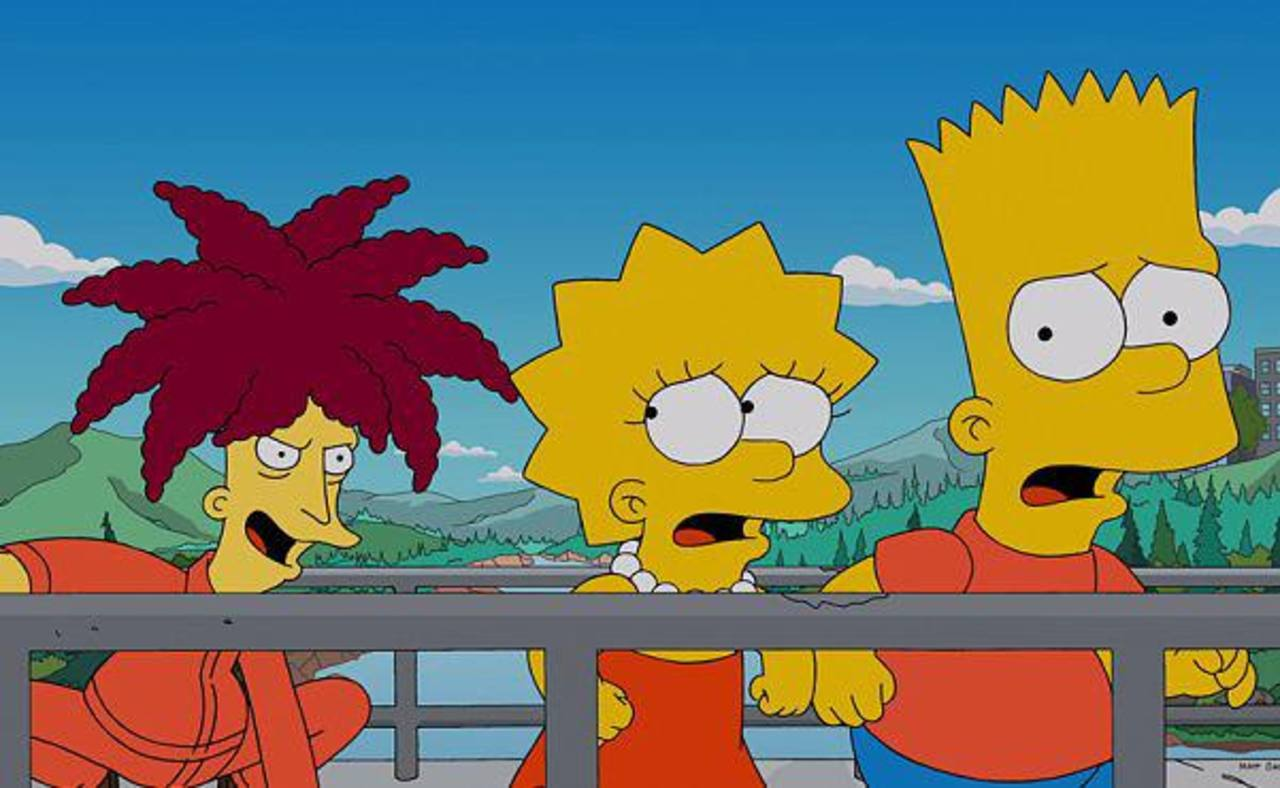 Bob Patiño matará a Bart en el especial de Halloween de Los Simpson