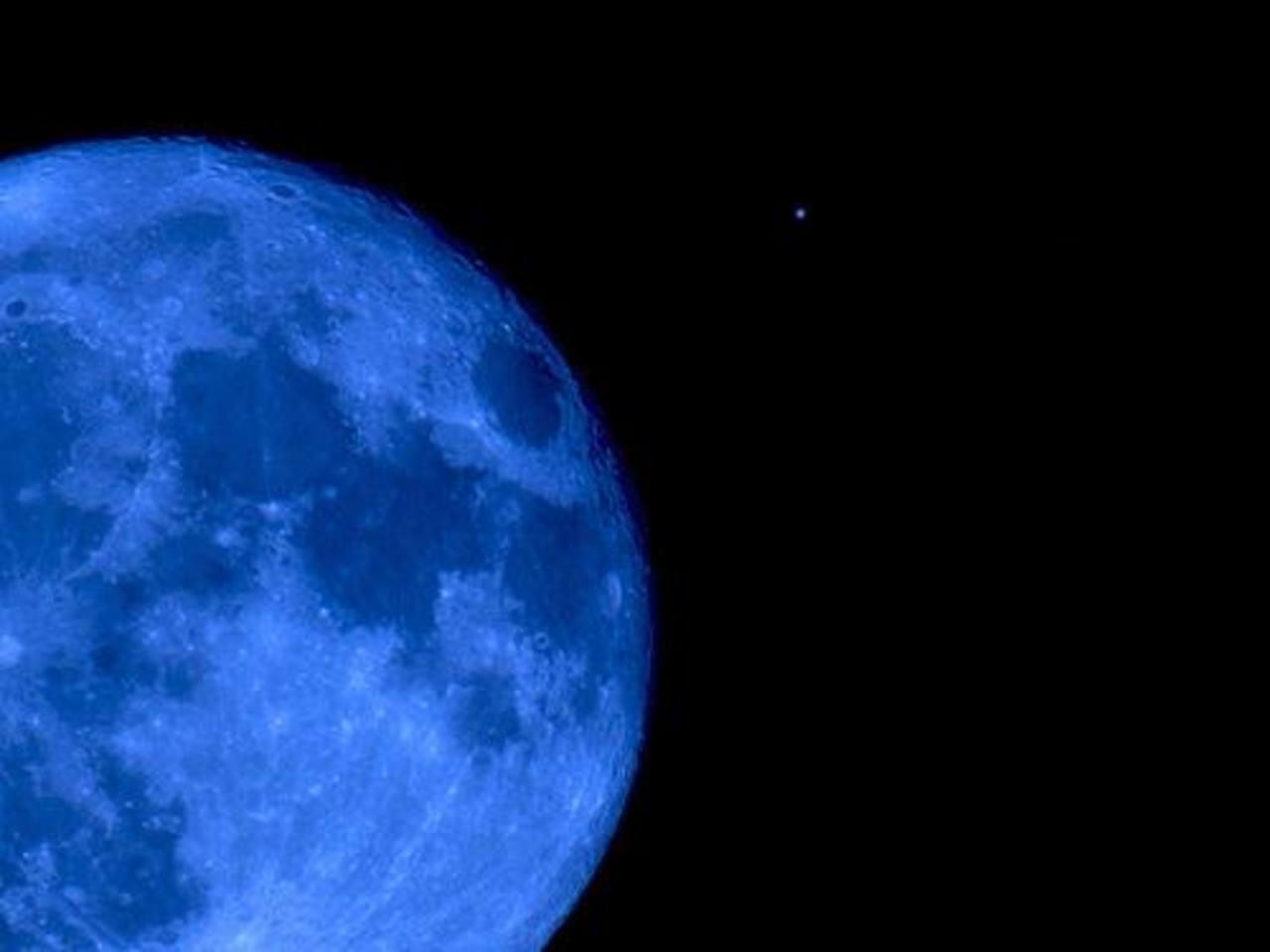 """En julio habrá """"Luna Azul"""""""