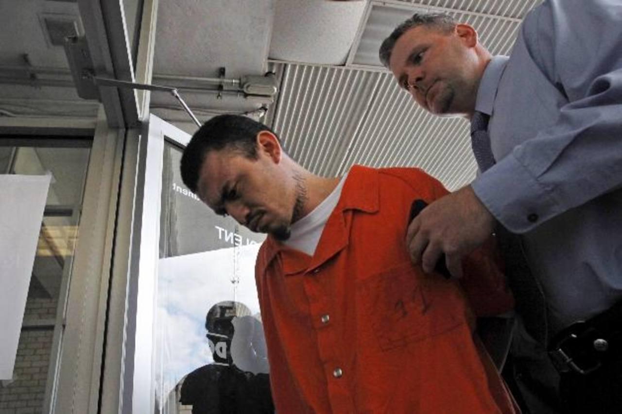 El salvadoreño Íngmar Guandique, condenado en 2011 a 60 años de prisión, repetirá su juicio. Foto EDH / Archivo